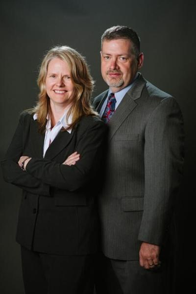 Michelle and Barry Herring, Owners of CMIT Solutions of St. Louis/Chesterfield