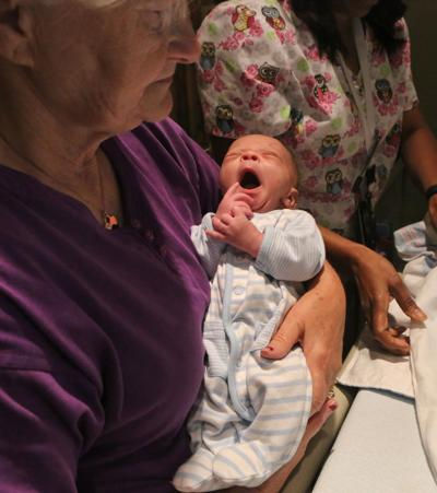 More babies are born with opioid withdrawls