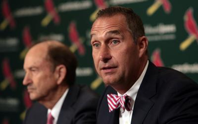 Girsch promoted to general manager, Mozeliak to president of baseball operations