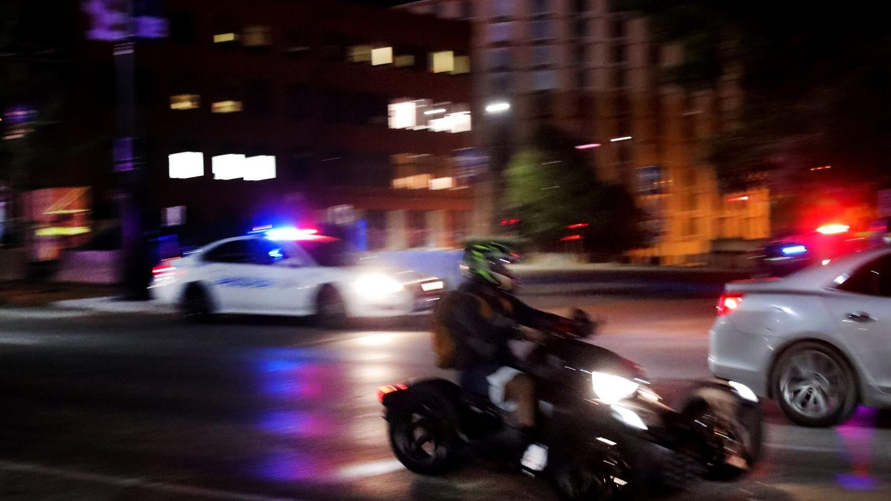 Rance Thomas: The problem is not enough police on the streets