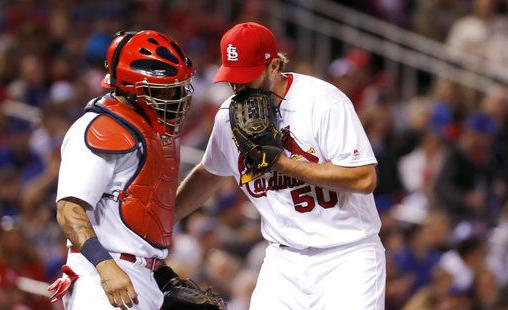 Arrieta, Cubs rebound with 2-1 win over St. Louis