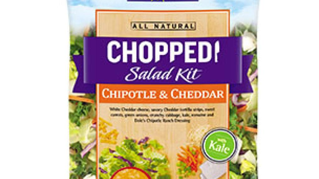 best bites dole's chopped chipotle  cheddar salad kit