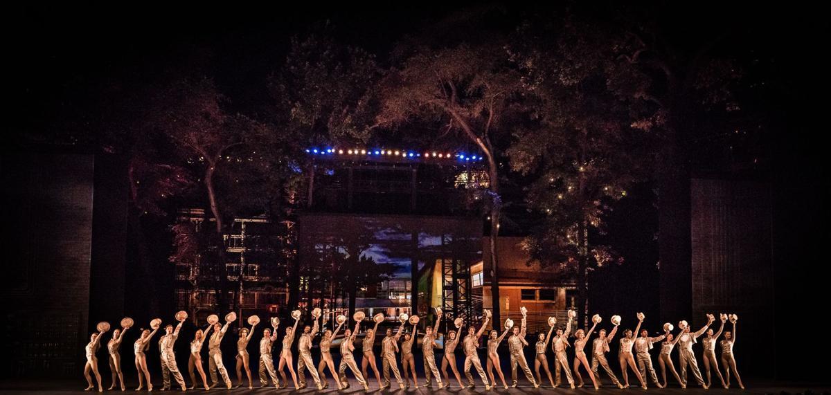 A Chorus Line - `