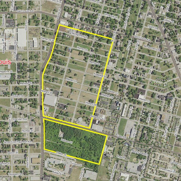 St Louis aldermen approve clearing homes for National Geospatial