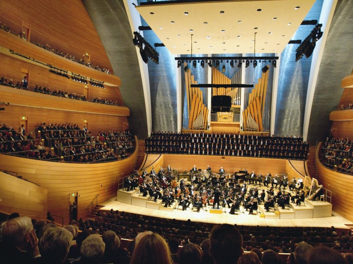 Kauffman Center Is A Reason To Visit