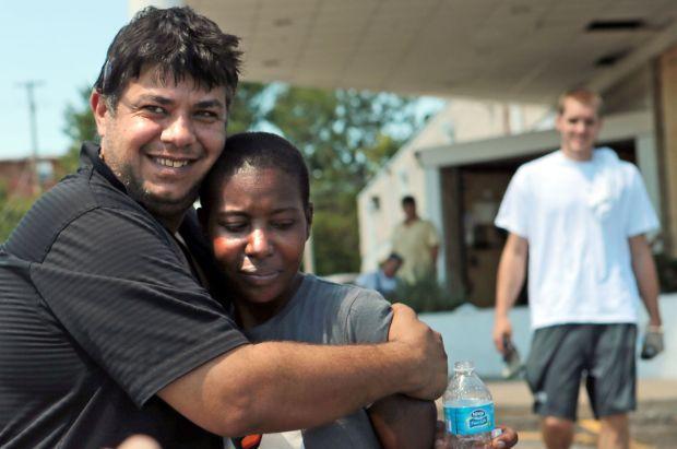 Cleanup efforts sparks community rebuild