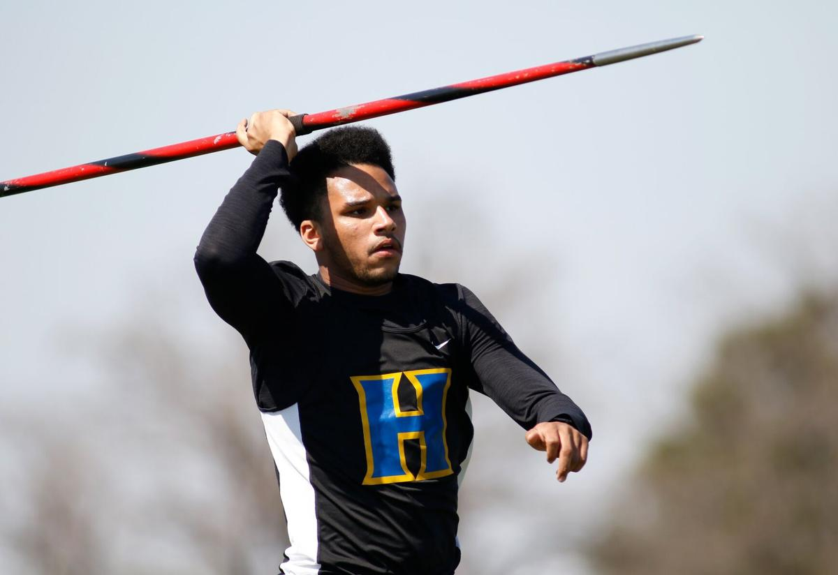 Mason Brock, Francis Howell track and field