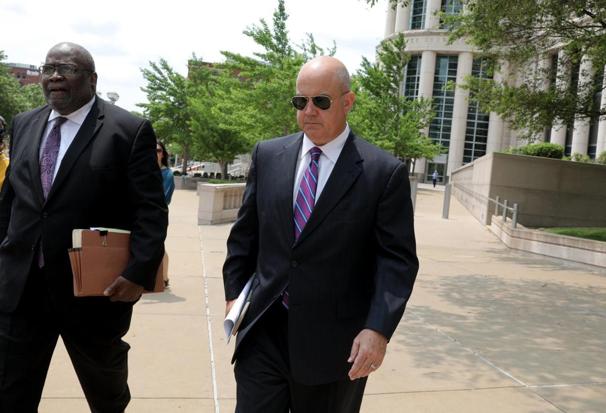 Stenger chief of staff pleas guilty to federal charges