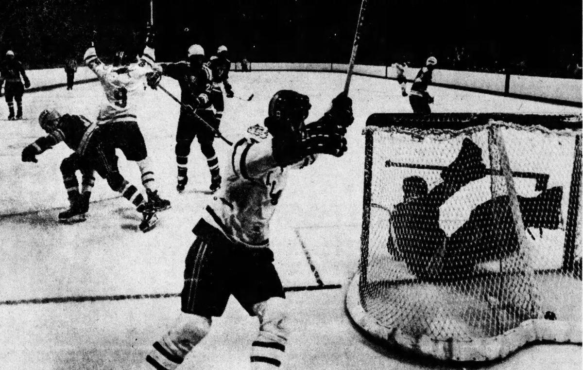 Billikens hockey