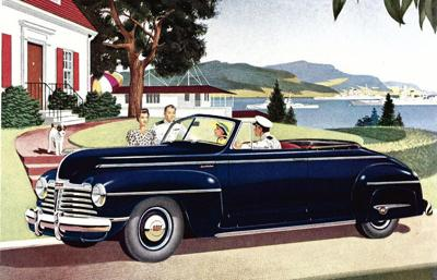 The final pre-war Plymouth model promised lasting quality