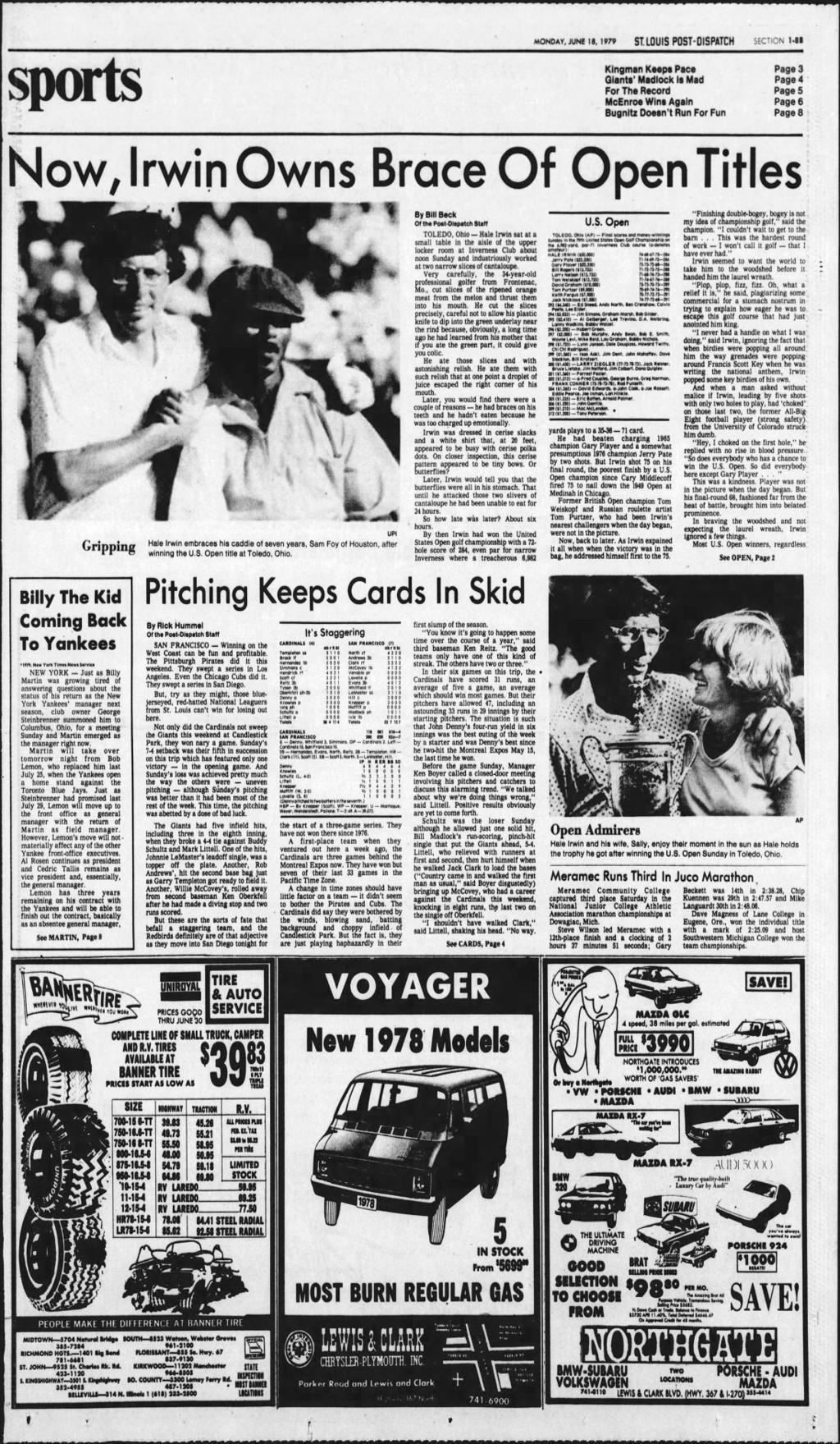 70 defining moments from the pages of the Post-Dispatch over the