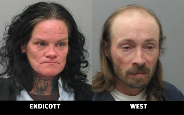 St Louis County Couple Charged After Woman 70 Is Found