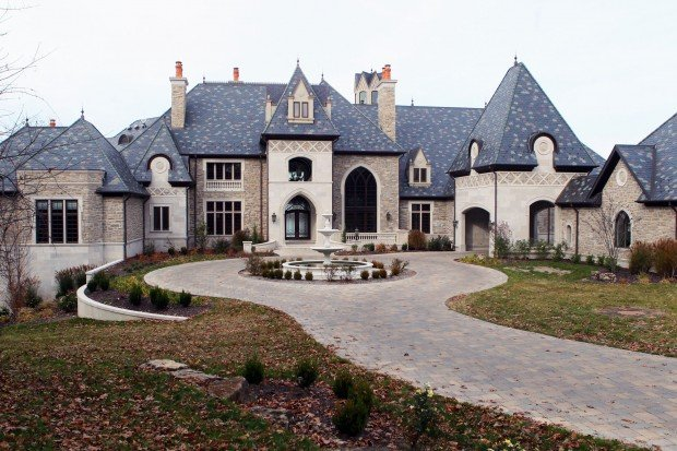Darain Atkinson's mansion