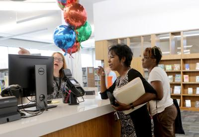 Mid-County branch of St. Louis County library reopens