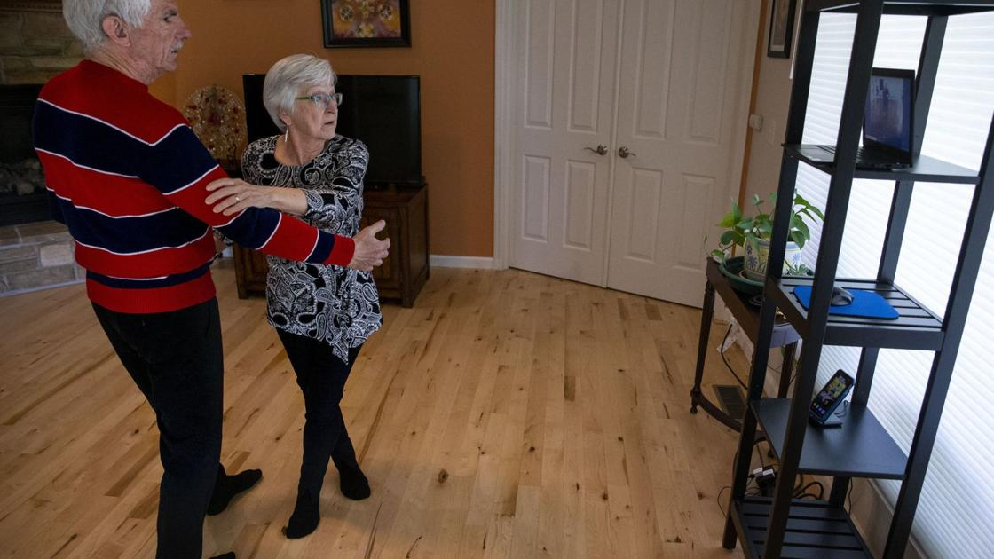 No ballroom needed: St. Charles County dance studio offers virtual lessons amid pandemic