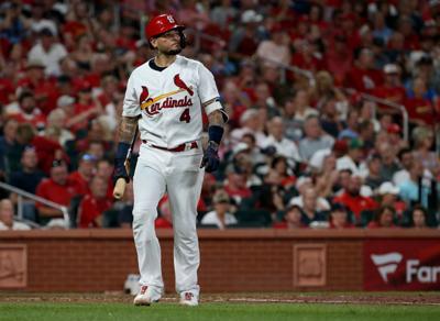 St. Louis Cardinals V Washington Nationals