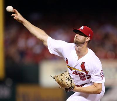 23acc5f90 Understudy Gant shines as Cards blank Indians