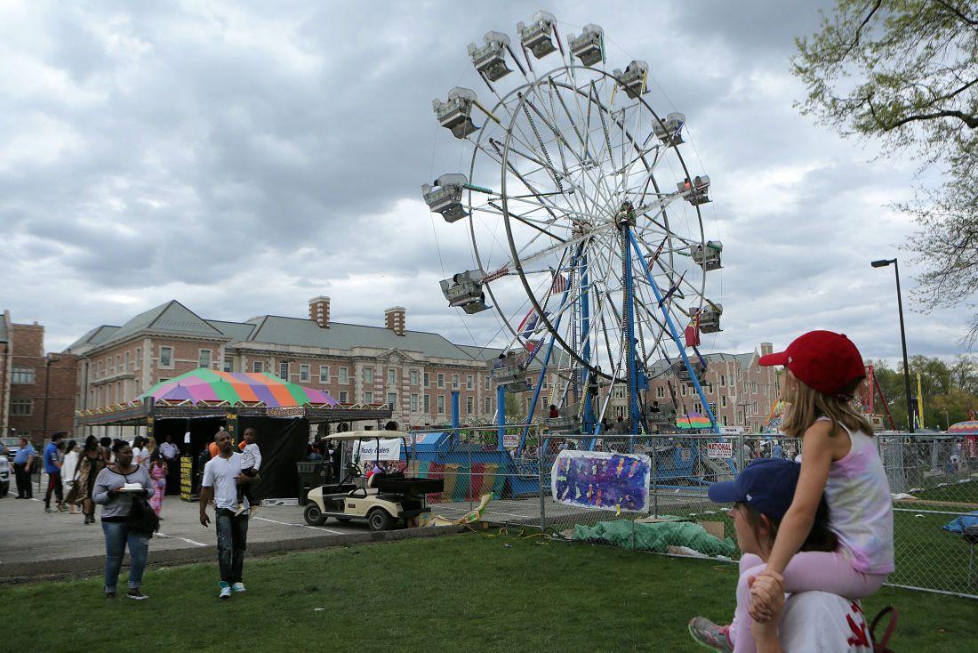 Thurtene Carnival at Washington University