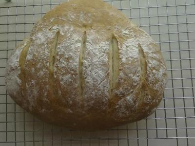 One-hour bread