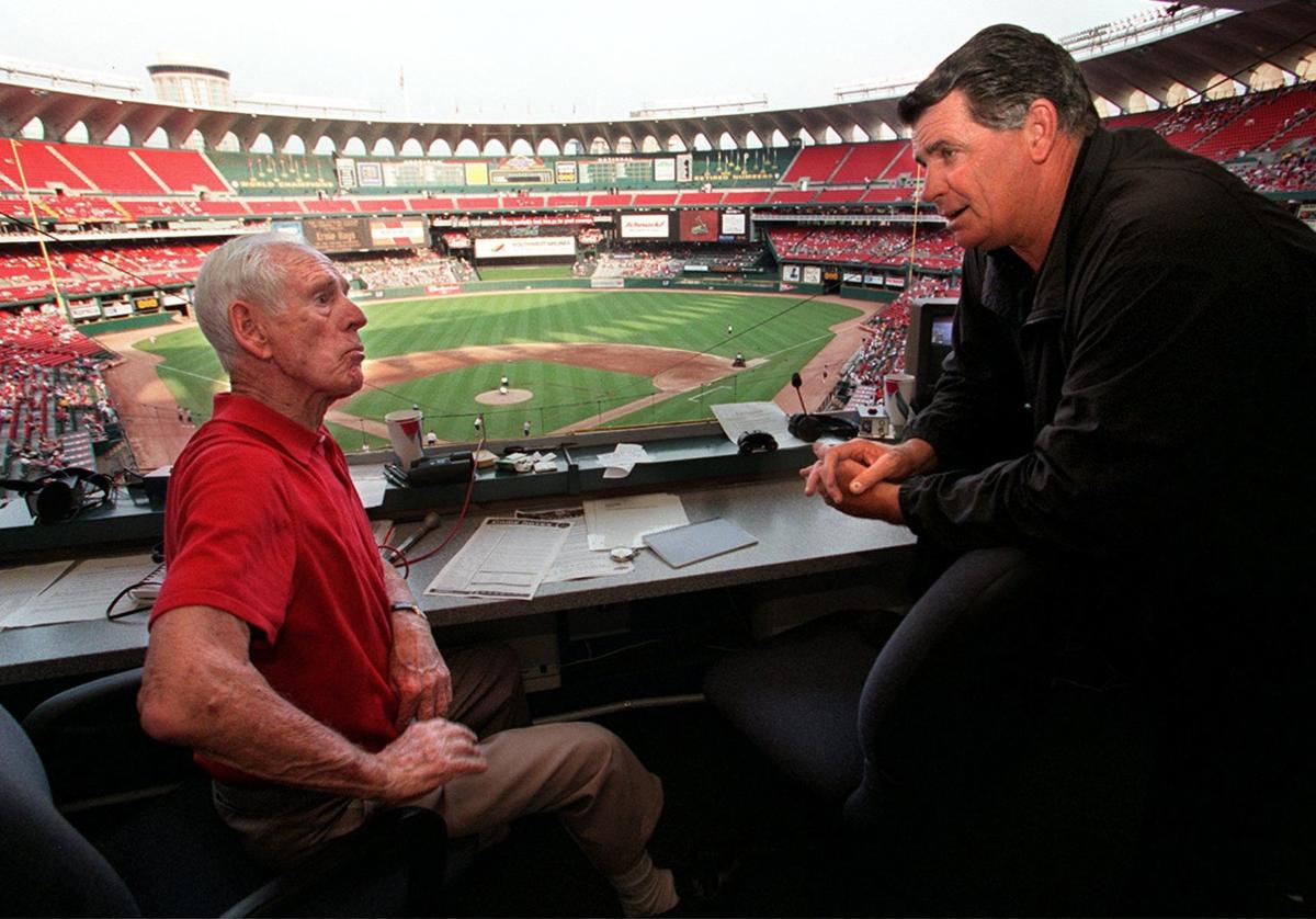 Cards notebook: On his 80th birthday, Shannon is right where he belongs — in the radio booth