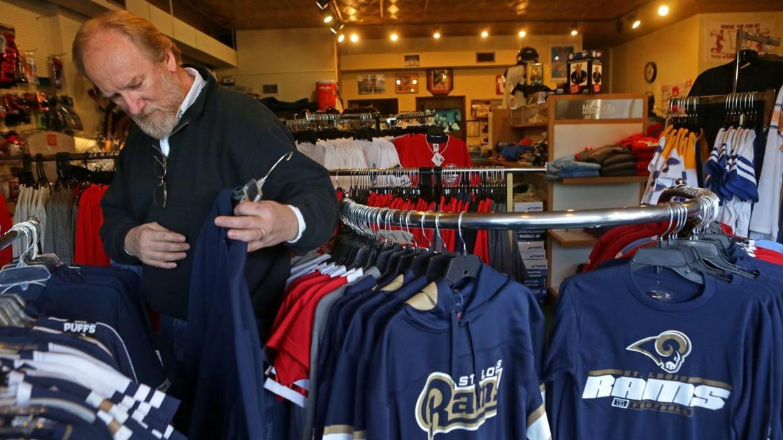 4a26322e6ec Did you buy St. Louis Rams gear before the team moved to L.A.? Judge  approves class action suit | Business | stltoday.com