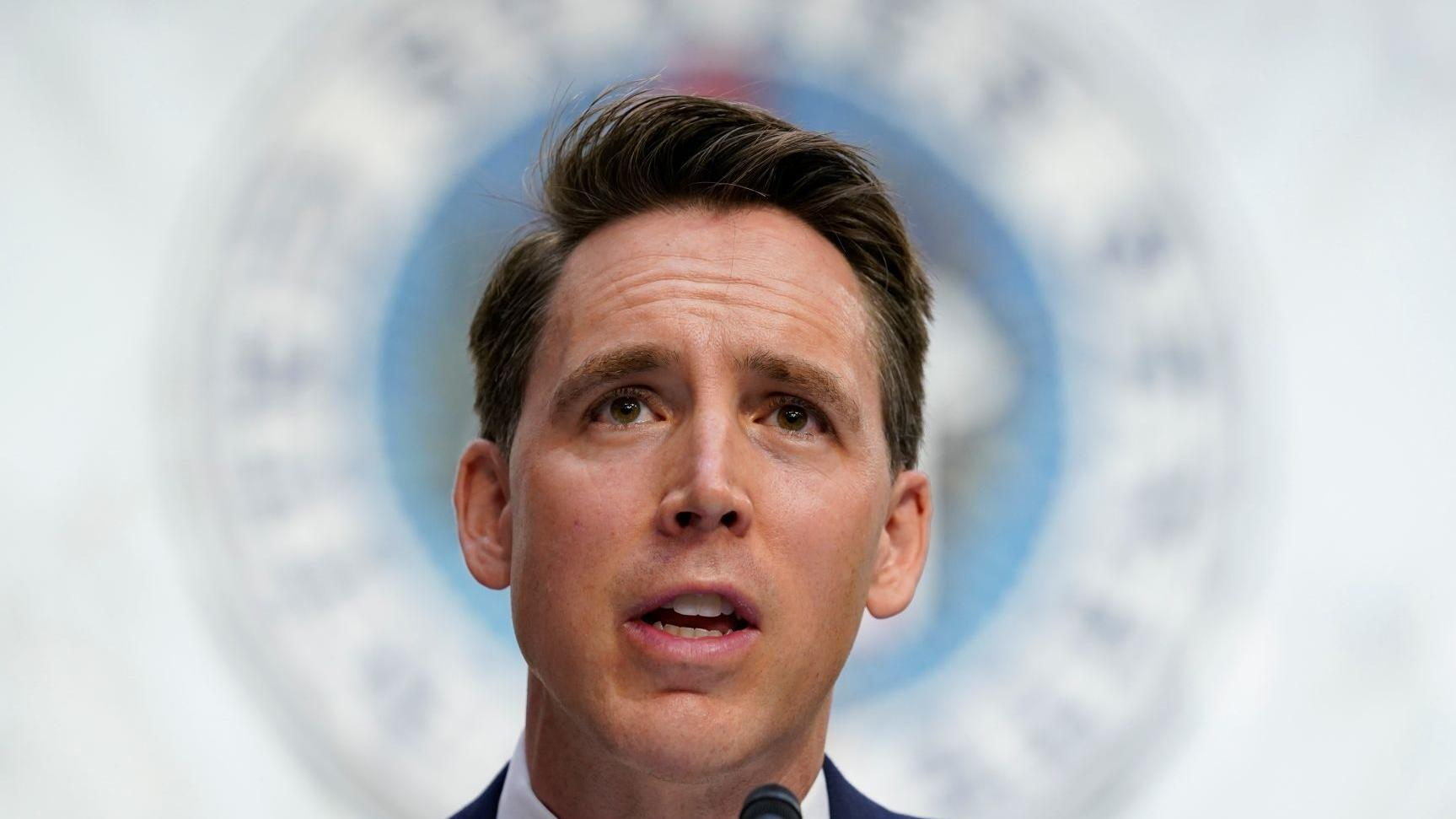 McDermott: Hawley's anti-democracy stunt will force GOP to vote on Trump's lies.