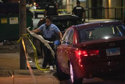 Police investigate shooting near downtown St. Louis
