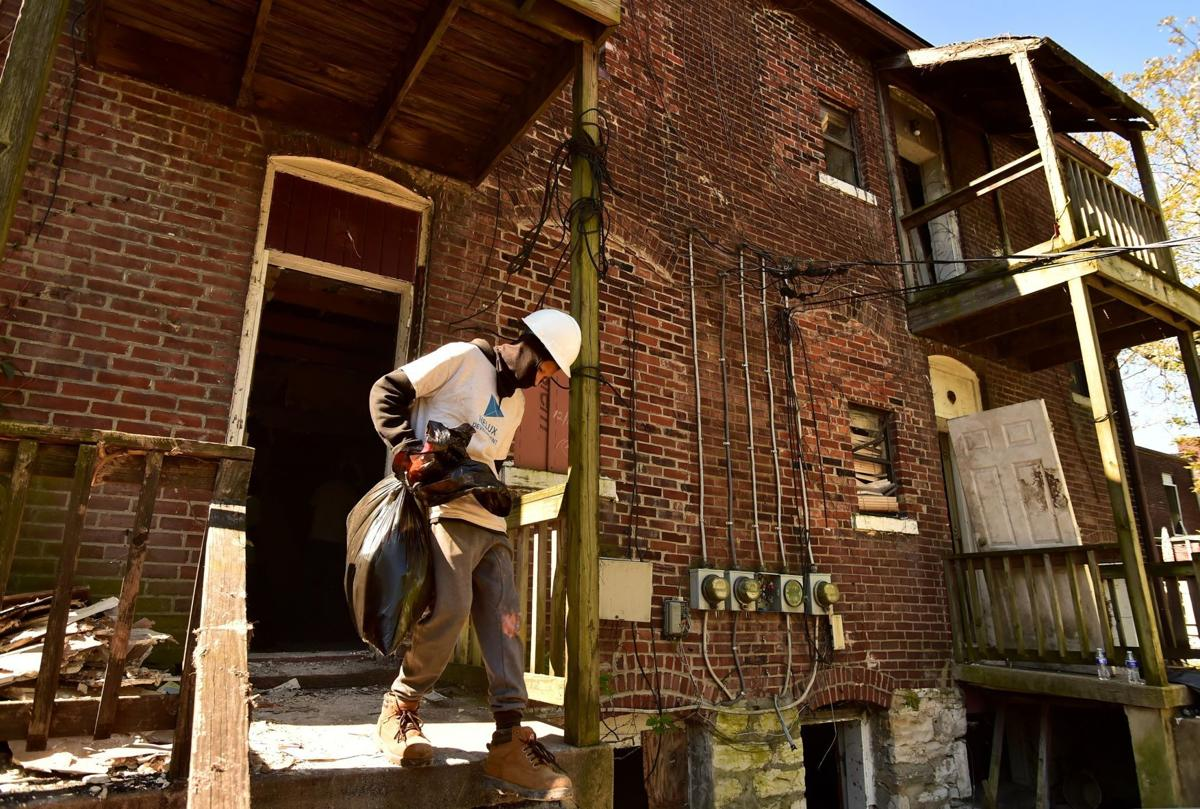 St. Louis LRA begins stablizing homes after years-long saga