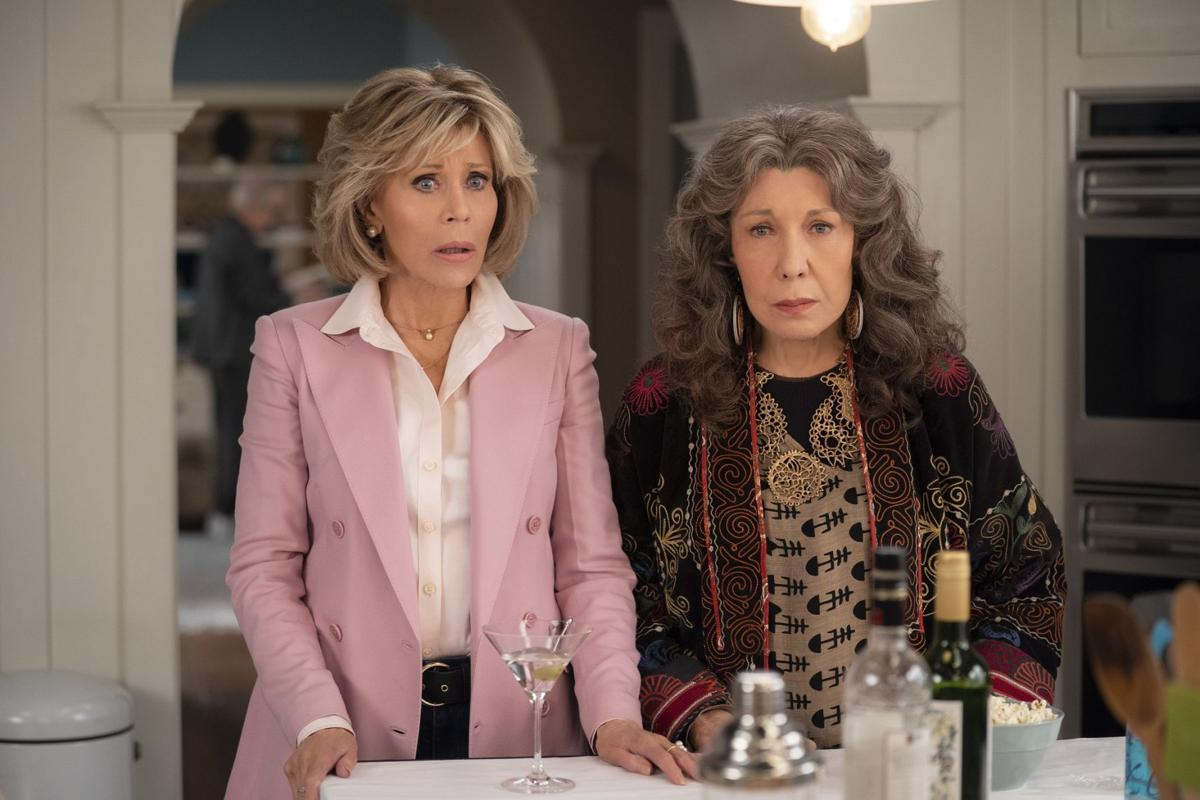 Worth Watching: 'Grace and Frankie' Are Back, Paramount's '68 Whiskey,' The CW Goes to the Dogs