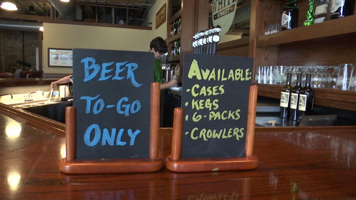 Virus Outbreak-Beer to Go