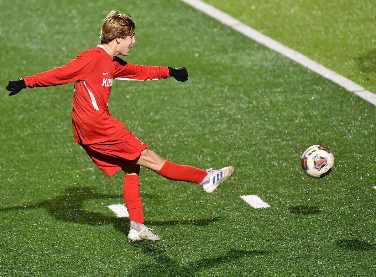 CBC vs Kirkwood in Class 4 soccer sectional