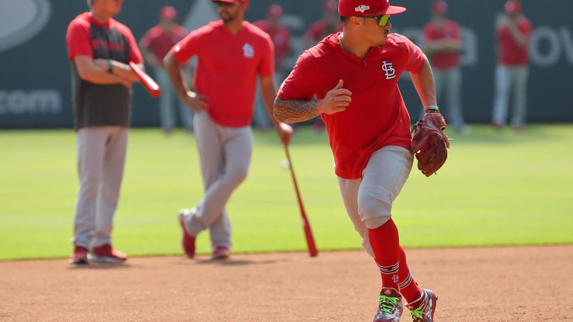 Wong full speed ahead, 'no restraints at all,' as he returns to Cardinals starting lineup