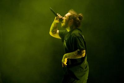 Post Malone at Hollywood Casino Amphitheatre