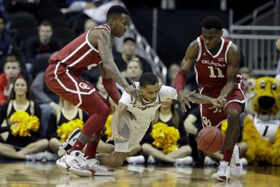 Oklahoma Missouri Basketball