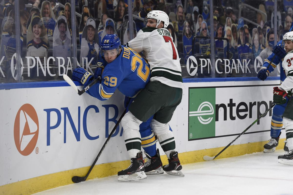 Wild Blues Hockey