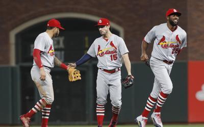 Cardinals Giants Baseball