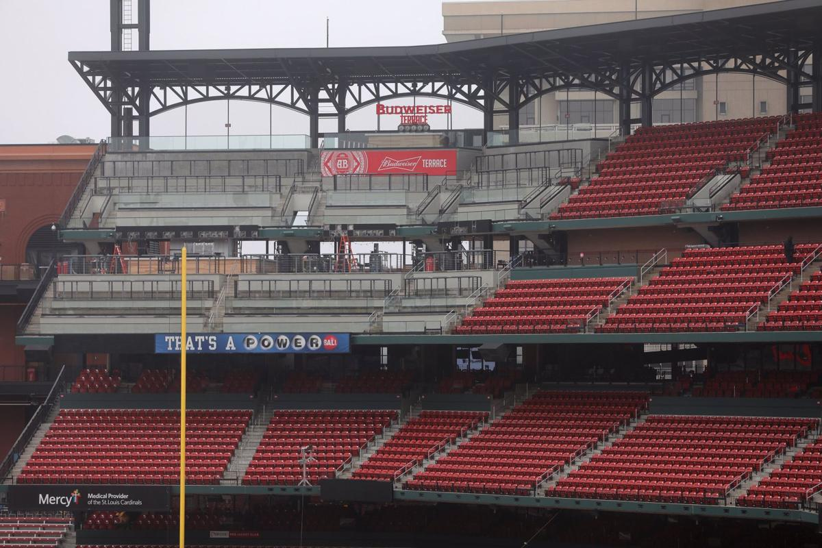 Busch Stadium Will Have A Slightly Different Look And Really 5
