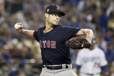 World Series Red Sox Dodgers Baseball