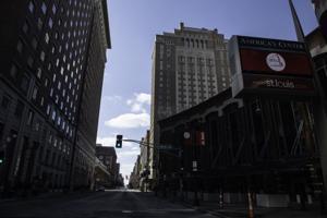 Κατοπτρισμός έθνος, το Μισούρι, το Ιλινόις ανεργίας αξιώσεις στα ύψη