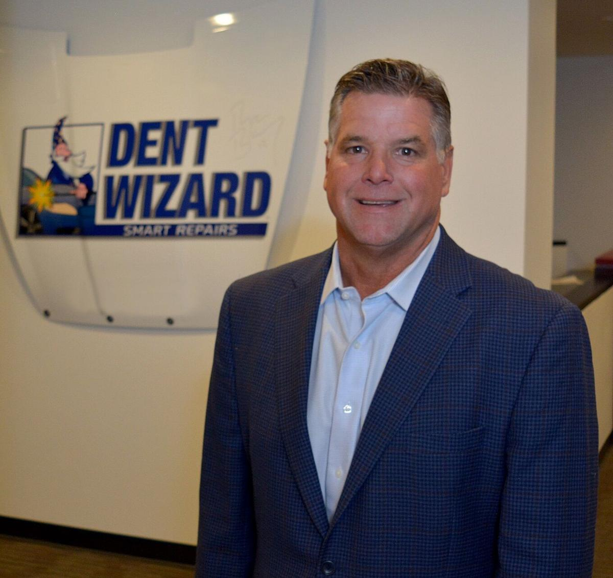 Mike Black, CEO of Dent Wizard International