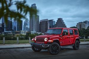 2021 Jeep Wrangler 4xe.