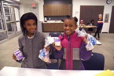 Operation Food Search's afterschool meals program