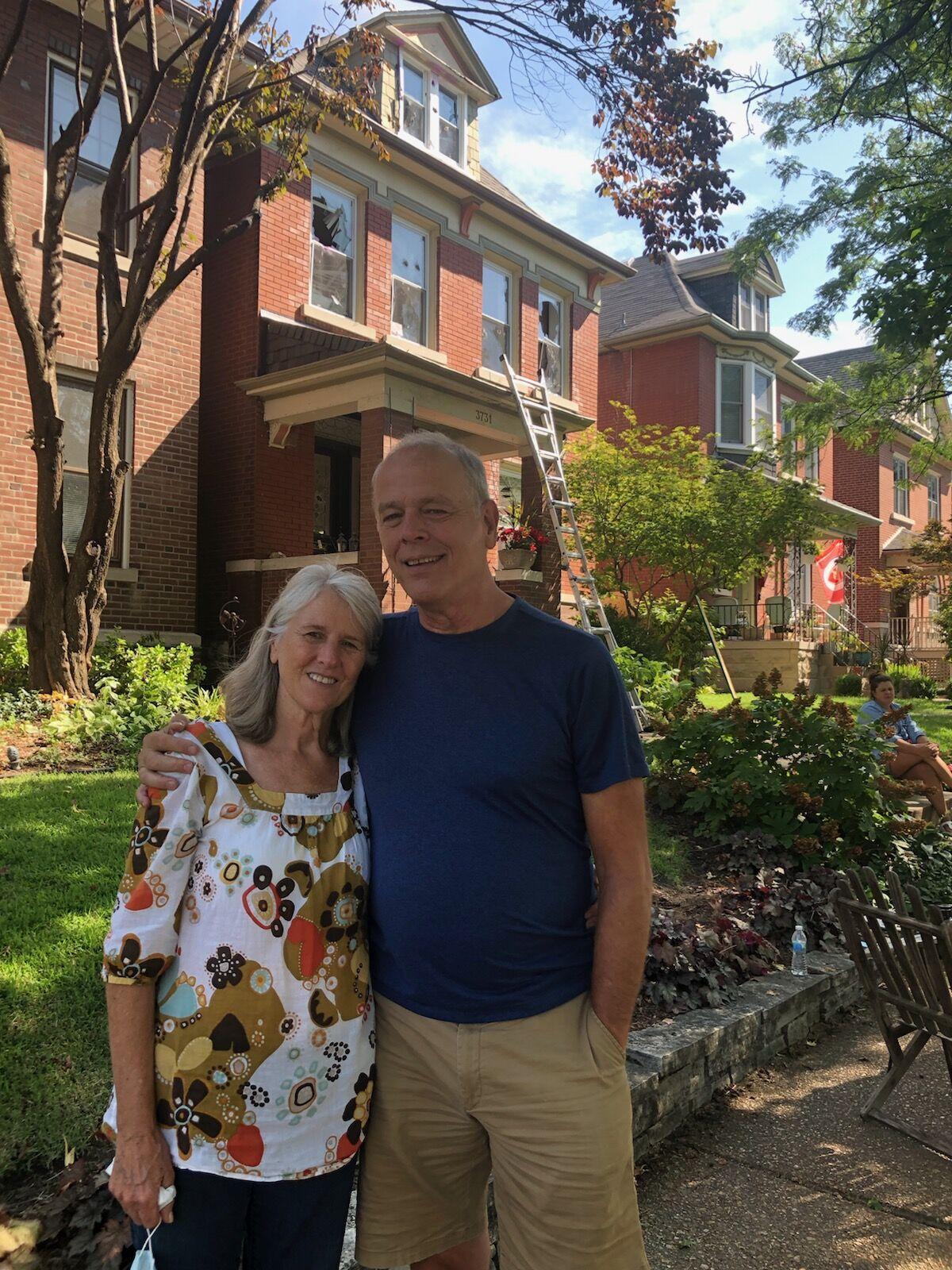 Steve and Mimi Haag