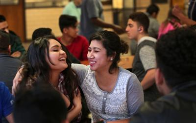 Ritenour creates a space for international students