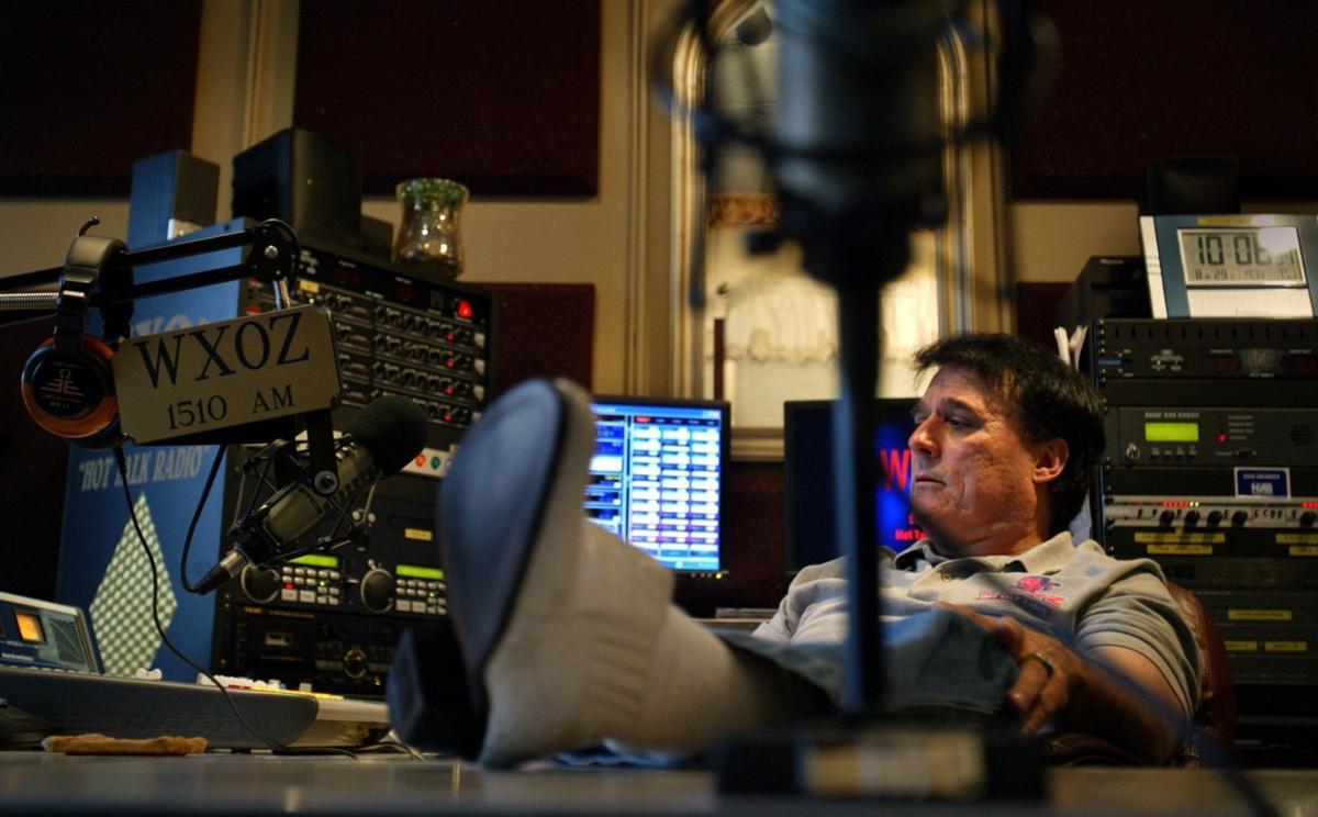 Romanik on the airwaves