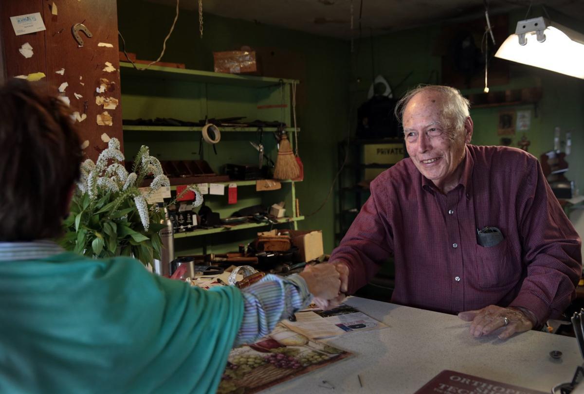 Fifty years an Affton cobbler, John's Shoe Repair disappears