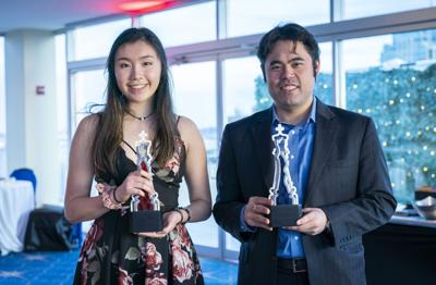 New U.S. Champions Crowned at Saint Louis Chess Club