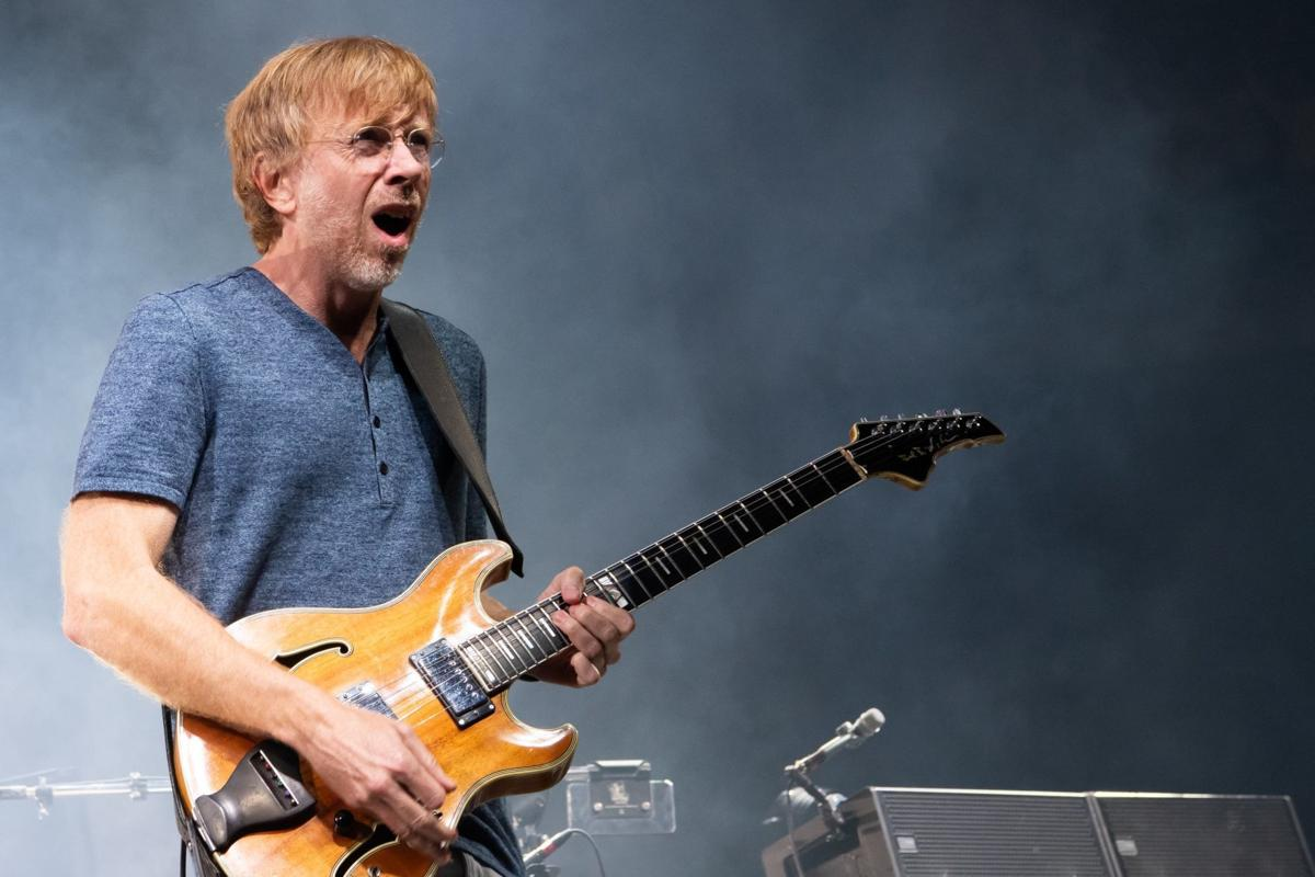 iParty: Phish starts summer tour in St. Louis