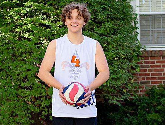 Finn O'Mahony, High Performance volleyball