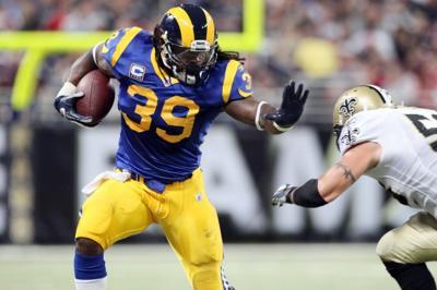 St. Louis Rams 31, New Orleans Saints 21